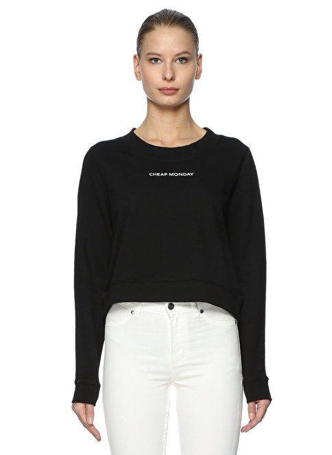 Cheap Monday Sweatshirt Siyah